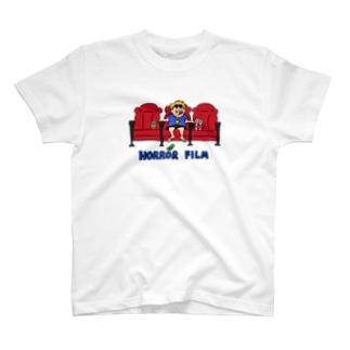 HORROR FILM T-shirts