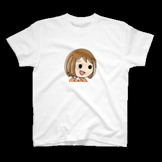 kannav2のグッズ屋さんのカンナブちゃん T-shirts