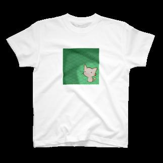 るまるのねこ T-shirts