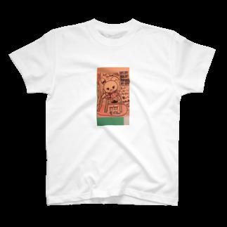 サクアンドツバミルヨシのアゲアゲ女パワー T-shirts