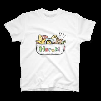 ゆゆ丸のはるき◎ T-shirts