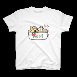 ゆゆ丸のゆうり◎ T-shirts