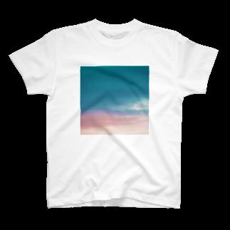 冬馬@のあの日の空 T-shirts
