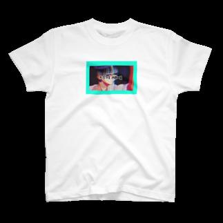 OmaeworlDのくろ T-shirts