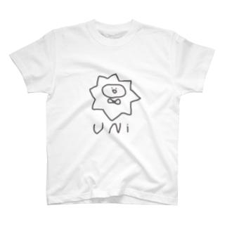 うにのウニラくん T-shirts