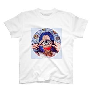 ブルーカー T-shirts