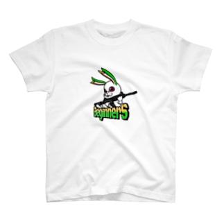 BeginnerS らびっと!カラー T-shirts