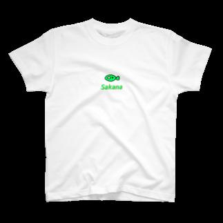 U.F.Oのさかな T-shirts