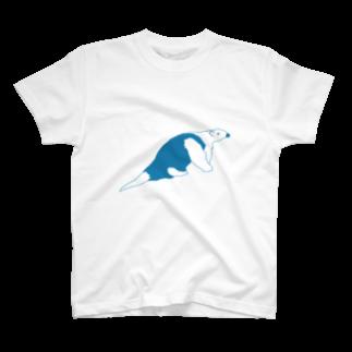 niiのアリクイ T-shirts