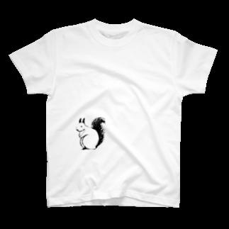 mtのリス T-shirts