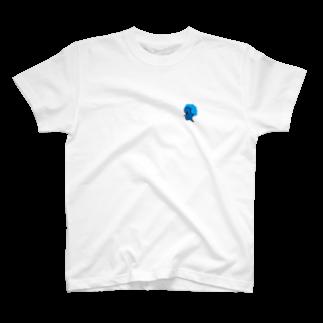 sukemushi877のあおるーかs T-shirts