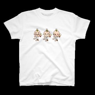 eripanのS/N/Q T-shirts
