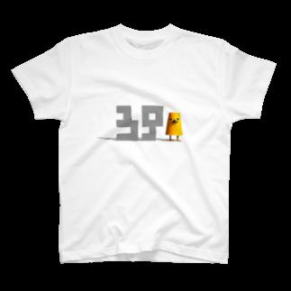 hozdesignのミスター3939その1「39」 T-shirts