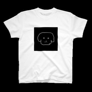 papipapinandaのトイプー君 T-shirts
