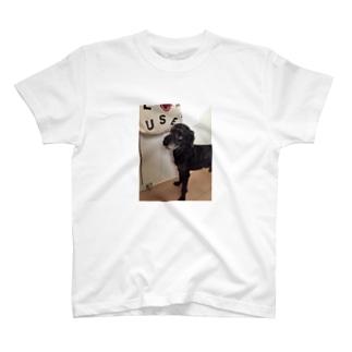 よそ見小力 T-shirts