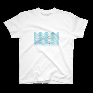 uk7のプール開き T-shirts