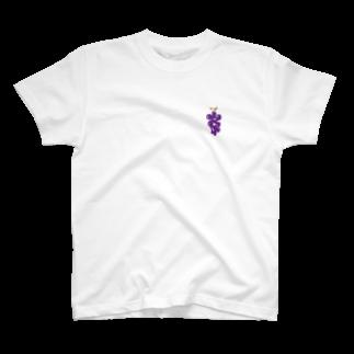 ryuukyuushiのぶどう T-shirts