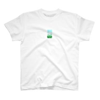 志乃ちゃんによるりおちゃんちの小鳥たち T-shirts