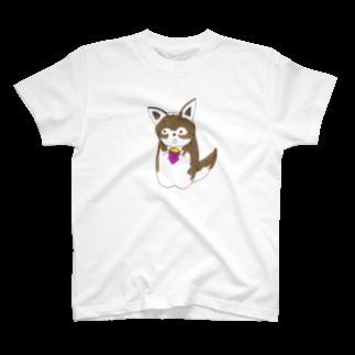 meri.の焼き芋大好きめりちゃん T-shirts