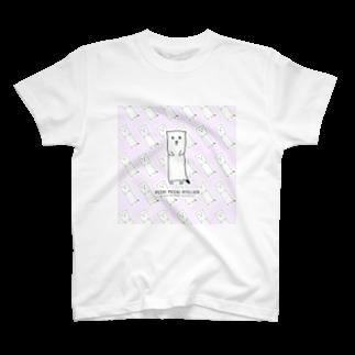 ぺちぺち工房 Pechi Pechi Atelierのおこじょがいっぱい T-shirts