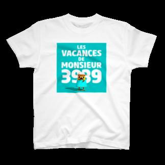hozdesignのミスター3939の休暇 T-shirts
