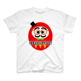 GENDARUMAN ジェンダルマン T-shirts