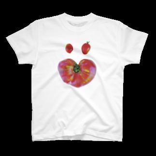 米山ライスのLYCOPENE T-shirts
