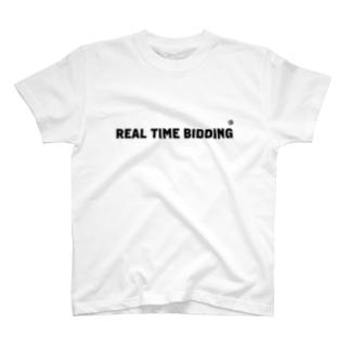 REAL TIME BIDDING T-shirts