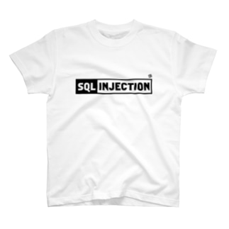 SQL INJECTION T-shirts