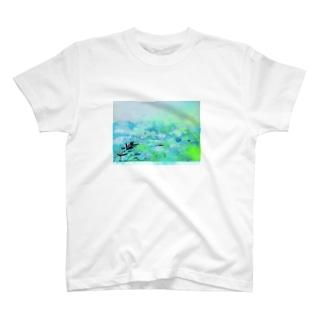 10時の海 T-shirts
