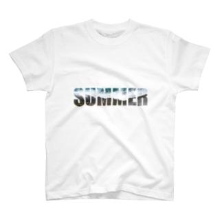 【数量限定】 SUMMER T-shirts