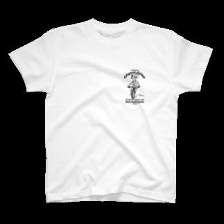 _Charlie_のマウンテンバイク🏆 T-shirts