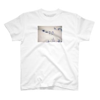 死ぬのはだめ! T-shirts