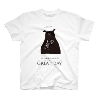 そんなとき、ダンディな休日 T-shirts
