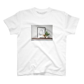 消極的不良 T-shirts