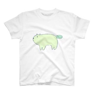 ビーバーくん T-shirts