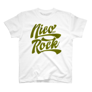 2569のNico2569Rock T-shirts