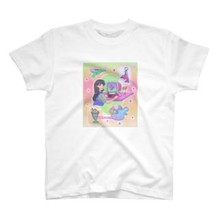 箕芳のsummermemory T-shirts