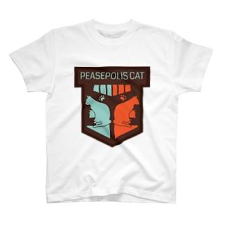 P-CAT T-shirts