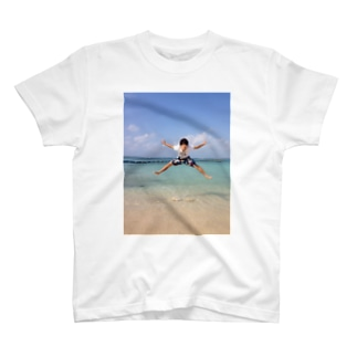 沖縄ジャンプ T-shirts