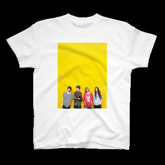 ダブルサイズベッドルームの理由なき俺たちシリーズ T-shirts