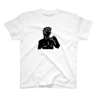 DAVID T-shirts