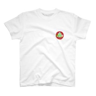 歯車比堂タータンまる T-shirts
