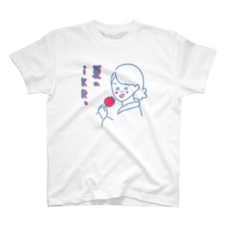 夏のiKR, T-shirts