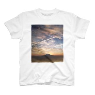 岩木山-みおり写真館 T-shirts