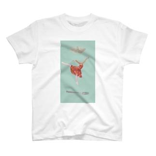 バレリーナ T-shirts