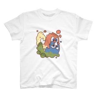 ベイビーネガポジ T-shirts