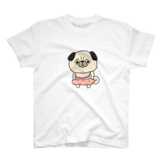 ぱぐちゃん1歳 T-shirts