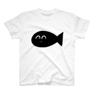 oitama storeのfish kun T-shirts