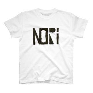 NORI(海苔) T-shirts
